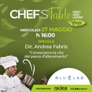 Chef Table Maggio