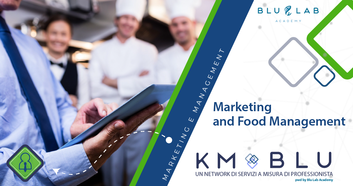 Corso Marketing and Food Management